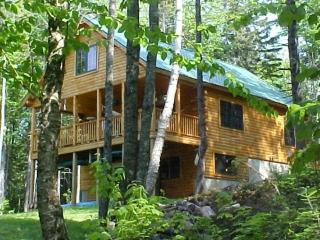 #150 New log cabin in a serene setting - Greenville vacation rentals