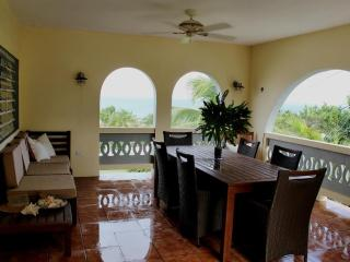 Sea View House - Fabulous Terrace on the North Shore - Isla de Vieques vacation rentals