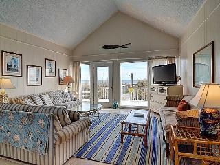 M & M Candy - Majestic Oceanfront View, Spacious Deck, Pet Friendly, Near Shops - Topsail Beach vacation rentals