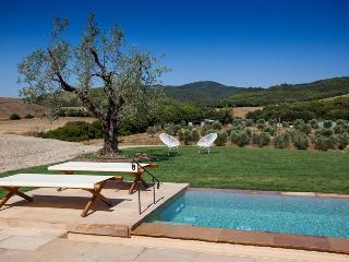 4 bedroom House with Private Outdoor Pool in Bolgheri - Bolgheri vacation rentals