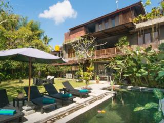 Famous designer villa in artist village - 5 bdr - Sayan vacation rentals