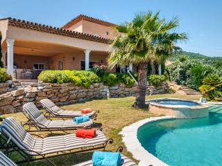 Lovely House with Private Outdoor Pool and Hot Tub - Grimaud vacation rentals
