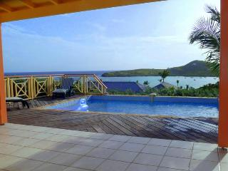 Le Motu - Ideal for Couples and Families, Beautiful Pool and Beach - Grand Cul-de-Sac vacation rentals