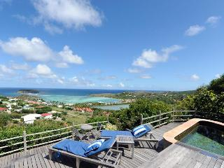 Very private with incredible views! - Marigot vacation rentals