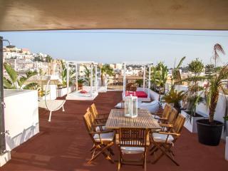 Penthouse unique design Dalt Vila view - Ibiza Town vacation rentals