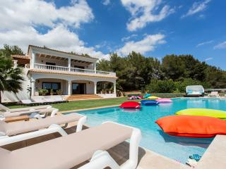 Villa Love Exclusive Ibizan style property - San Rafael vacation rentals
