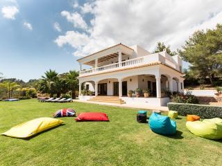 Villa Love Exclusive Ibizan style property - San Rafael vacation rentals