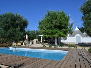 Trullo Fico d'India with Swimming Pool - Ostuni vacation rentals
