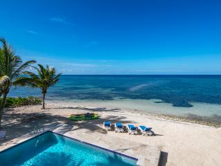 Ocean Oasis - Private Beachfront Villa With POOL - North Side vacation rentals