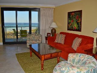 Sit in your beach chair in front of this Gulf/beach front condo for a week! - Miramar Beach vacation rentals