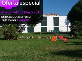 CASA MODERNA - Cala'n Bosch vacation rentals