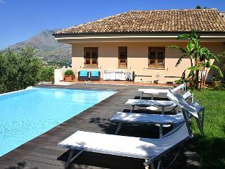 Villa Sogni d oro I like in paradise - Scopello vacation rentals