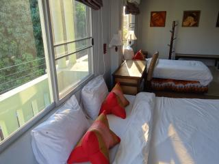 Family cozy room with stupa view - Chiang Mai vacation rentals