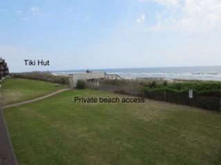 Nice Condo with Internet Access and A/C - Carolina Beach vacation rentals