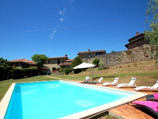 8 bedroom propertywith 2 pool in Tuscany - Villa Collemandina vacation rentals
