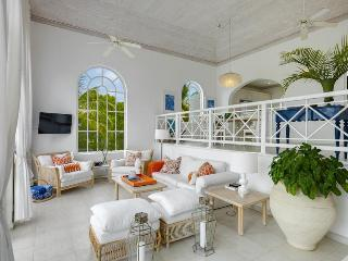 Exceptional villa has been upgraded and offers a terrace with plunge pool, where fairway and Caribbean Sea views can be enjoyed - Westmoreland vacation rentals