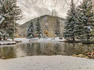 Mountain views, close to slopes w/shared pool & hot tub! - Aspen vacation rentals