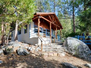 Cozy three-bedroom cabin nestled in the mountains sleeps 8! - Idyllwild vacation rentals