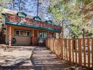 Dog-friendly cabin with fireplace & beautiful views! - Idyllwild vacation rentals