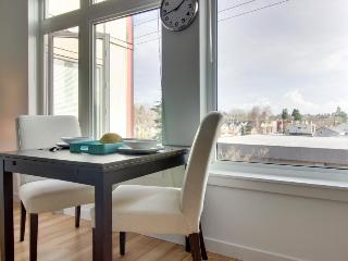 Dog-friendly condo across the street from Green Lake, plus a shared roof deck! - Seattle vacation rentals