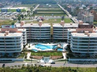 APTO ALTO PADRAO OASIS HOME RESORT LAZER COMPLETO - Guaruja vacation rentals