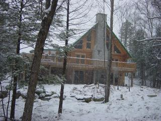 The Perfect Vermont Real Log Cabin House. - Burlington vacation rentals