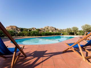Villa Ginepro with pool and barbecue - Costa Paradiso vacation rentals