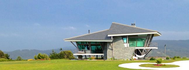 Glass House, Main House - The Hidden Secret on the Cliffs - Ortigueira - rentals