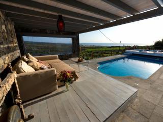 Villa Casa Volcan, sea views, solar heated pool, car & airport transfers incl. - Arrieta vacation rentals