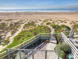 Beachfront Stunner for 8 - Sun, Sleep & Swim by the Ocean! - Sunset Beach vacation rentals