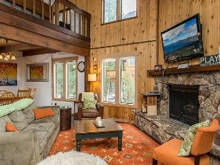 Rustic & Inviting in Tahoe Donner – Sleeps 9 - Truckee vacation rentals