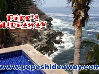 Pepes Hideaway- #1 in Primitive Sophistication - Manzanillo vacation rentals