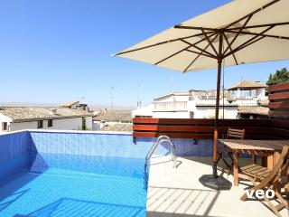 San Jose Penthouse. 3 bedrooms, terrace pool - Granada vacation rentals