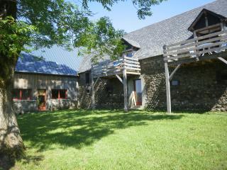 Gîtes meublés trois étoiles confort et loisirs - Saint-Sauves-d'Auvergne vacation rentals