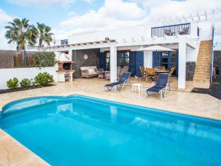 Villa Olano - Stunning Modern villa with pool - Playa Blanca vacation rentals