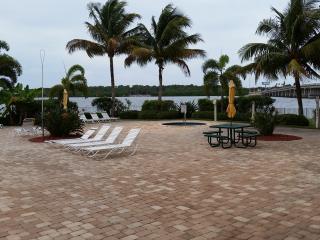 Boca Ciega Resort Condo Resort and Marina - Waterfront View ! - Bay Pines vacation rentals