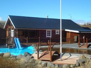 Glæsibær Luxury Cottage with hot tub - Selfoss vacation rentals