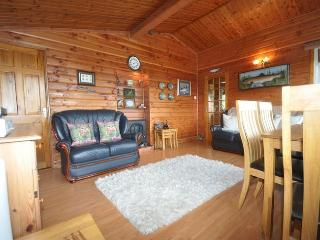 Bright Chalet with Television and DVD Player - Portsonachan vacation rentals