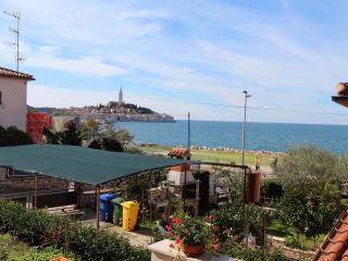 BELLA VISTA One-Bedroom Apartment with Sea View 1 - Rovinj vacation rentals