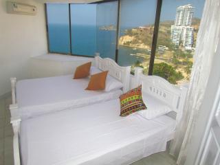 3 bedroom Condo with Internet Access in Santa Marta - Santa Marta vacation rentals