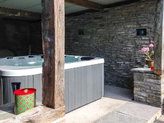 GATEHOUSE, woodburners, hot tub, enclosed garden, pet-friendly, in Painscastle, Ref 927834 - Painscastle vacation rentals