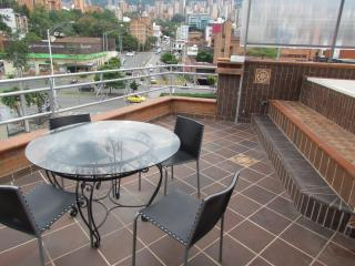 2 PH 6 BR Roof Deck Connected in Living Room AC - Medellin vacation rentals