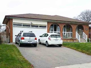 Lower Apartment in Raised Bungalow - Mississauga vacation rentals