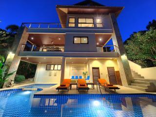 Villa Seven Swifts: Private Pool / Beach Access - Bophut vacation rentals