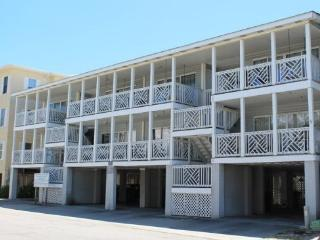South Beach Ocean Condos, South - Unit 8 - Just Steps to the beach - Ocean View – FREE Wi-Fi - Tybee Island vacation rentals