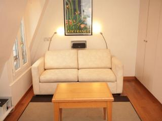 Comfortable Condo with Internet Access and Washing Machine - 4th Arrondissement Hôtel-de-Ville vacation rentals