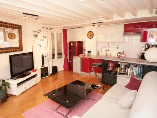 1 Bedroom Pompidou Centre (176) - 3rd Arrondissement Temple vacation rentals