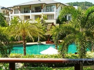 Pool View 2-Bed Apartment near Nai Thon Beach - Nai Thon vacation rentals