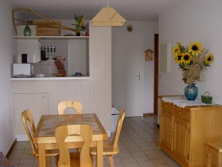 1 bedroom Condo with Internet Access in La Cote-d'Arbroz - La Cote-d'Arbroz vacation rentals