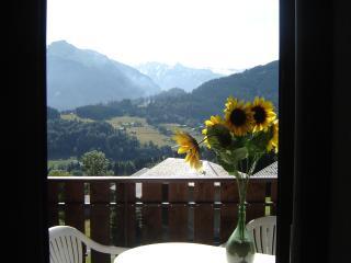 Romantic 1 bedroom La Cote-d'Arbroz Condo with Internet Access - La Cote-d'Arbroz vacation rentals